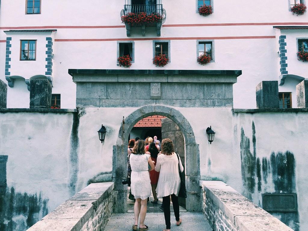 Slovenia Castle Wedding (7/25/15)
