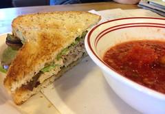 Soup & Half Sandwich Special