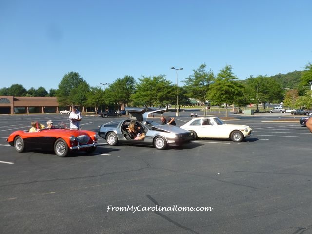 From My Carolina Home - a car club drive