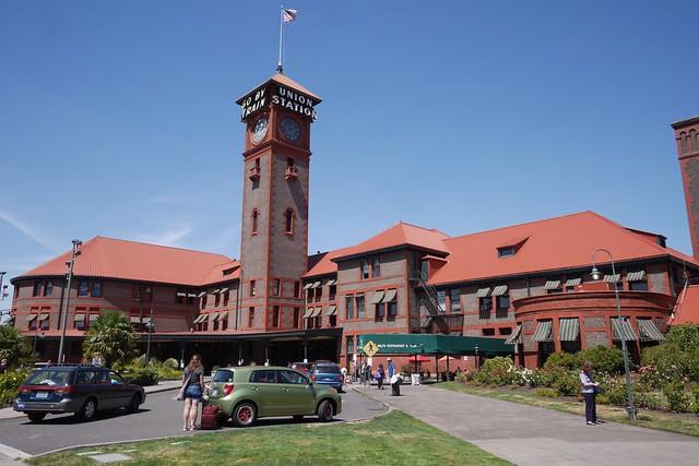 金, 2015-07-17 14:21 - Portland Union Station
