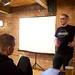 Jeremy opens PHPNW by akrabat