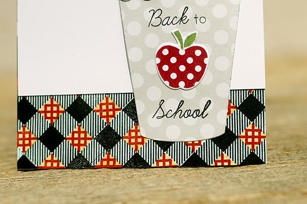 Chicken Scratch Stamp Set Plaid