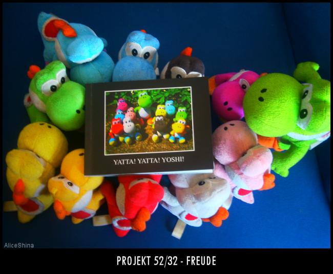 Projekt 52/32 - Freude