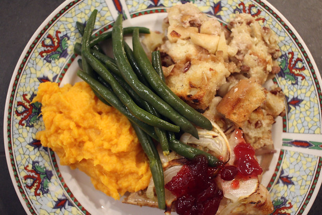Montreal Thanksgiving Dish
