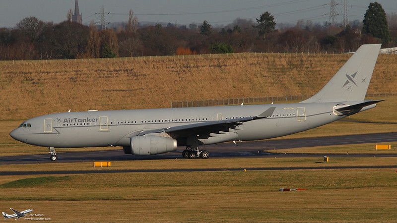 <p>Brize Norton diversion @BHX</p>