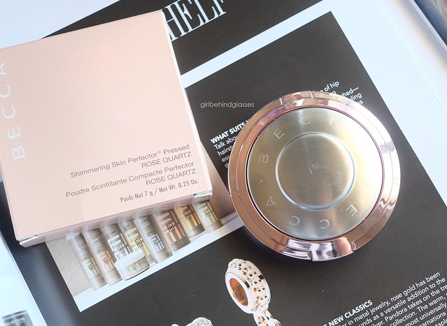 Becca Shimmering Skin Perfector Pressed Rose Quartz3