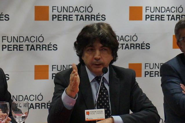 Fórum Social Pere Tarrés amb el secretari de Serveis Socials i Igualtat