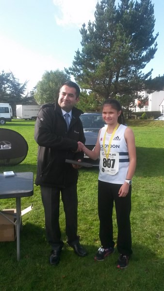 Croydon 10k - October 2014