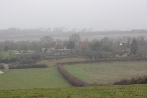 Misty View near Luddesdown