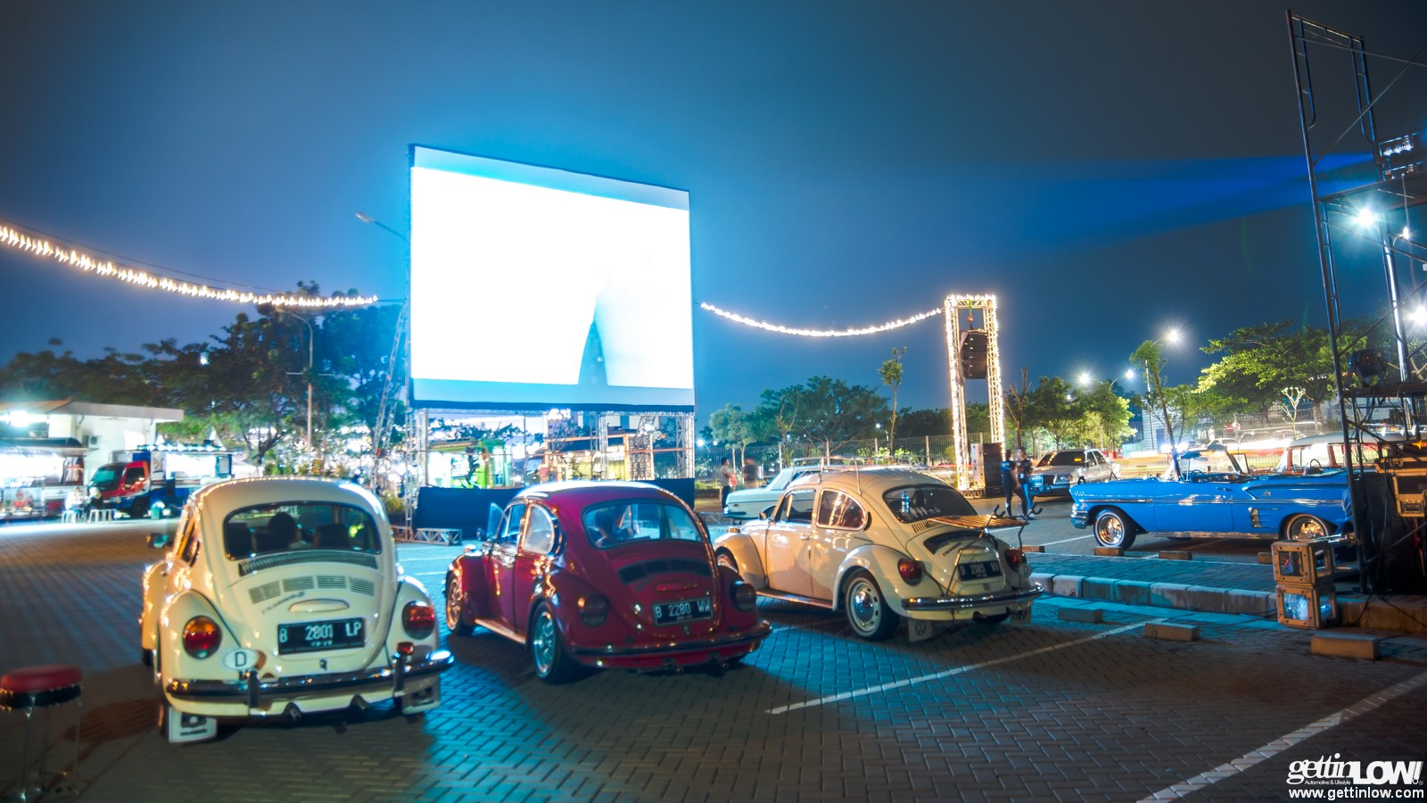 DRIVE-IN-TIME BSD
