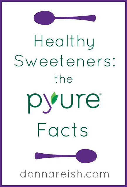 Healthy Sweeteners: The Pyure Facts