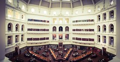 State Library of Victoria - Melbourne