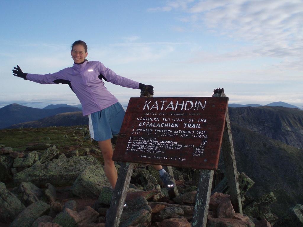 H Jennifer Pharr-Davis δημιουργεί έναν θρύλο καταρρίπτοντας το ρεκόρ διάσχισης του Appalachian Trail σε 46 μέρες 11 ώρες και 20 λεπτά!