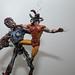 X Men escultura de Ronald Aguilar Ubando