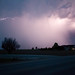 Rain and Lightning over Middleton