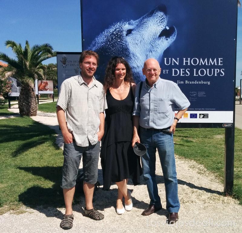 Jim Branderburg y Frederic Larrey en argeles sur mer y Paulilles