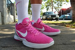 2010 Nike Kay Yow Kobe VI