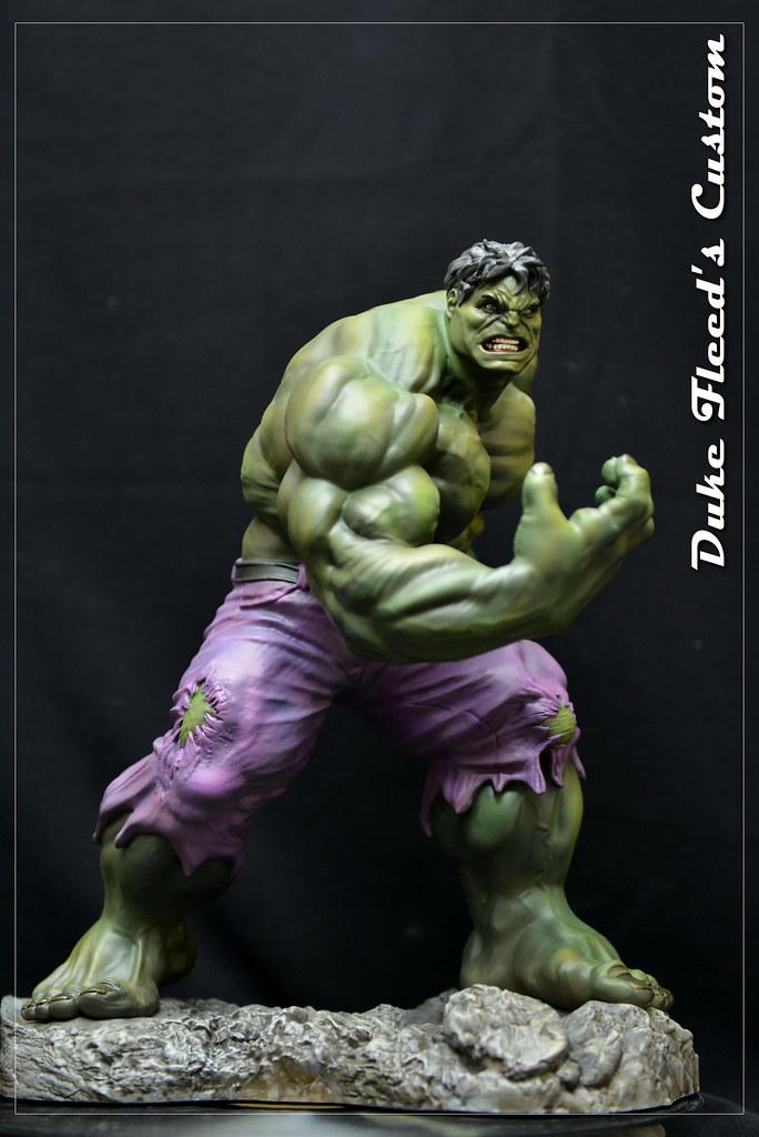 Hulk Kotobukiya repeint  19146042288_4ed0622244_b