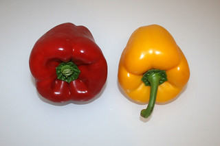 10 - Zutat Paprika / Ingredient bell pepper