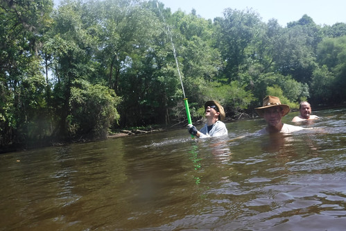 Edisto River Beer Commercial and Rope Swing Float-077