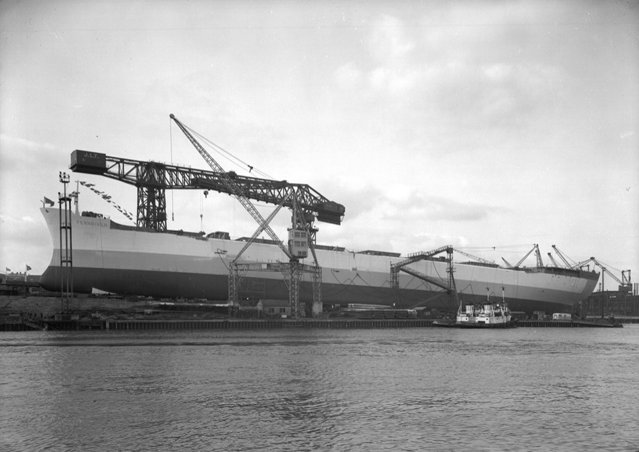 'Fernriver' ready for launch