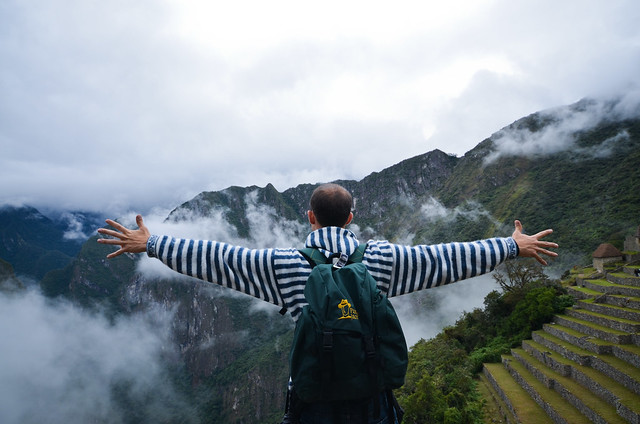 Libertad en Machu Picchu