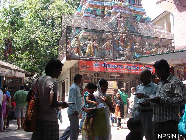 Shri Neelkanth Mahadev Mandir, Dist. Pauri Garhwal, Uttarakhand