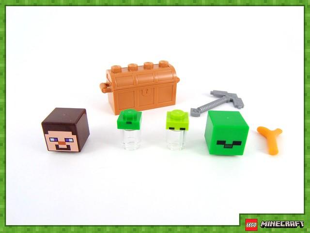 Review - 21119 LEGO Minecraft The Dungeon από EUROBRICKS 19895623941_4751789768_z