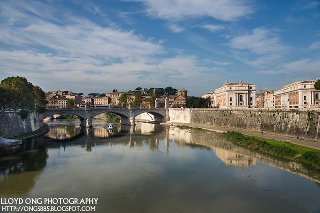Vatican River