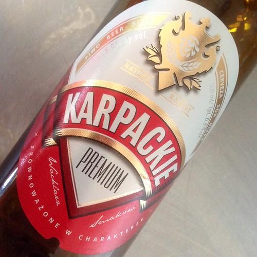 Karpackie lager 🍺