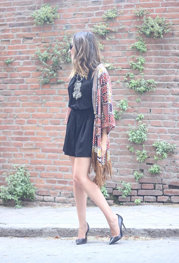 Kimono With Black Jumpsuit02
