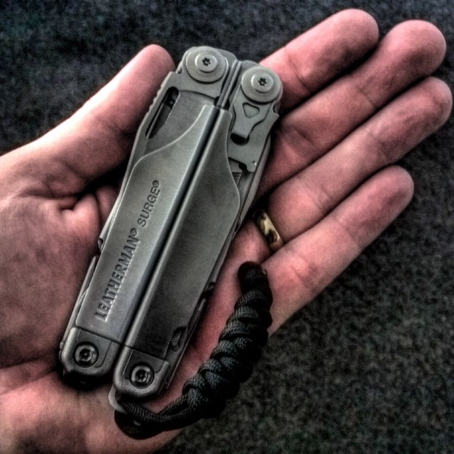 NEW Leatherman SURGE owners club. - page 15