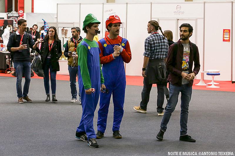 Comic Con Portugal '16