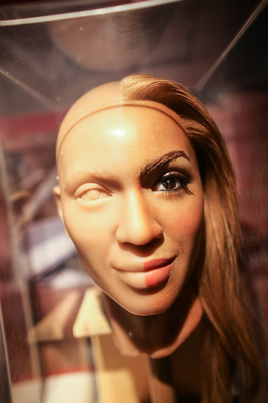 Beyoncé Wax Figure