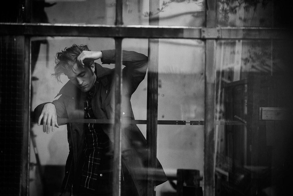 Роберт Паттинсон — Фотосессия для «Dior» 2016 – 1