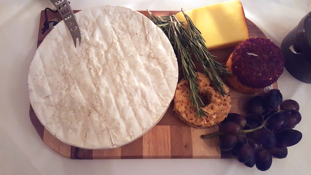 A must have cheese platter