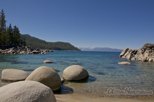 view 0002 Secret Cove, Lake Tahoe, Nevada, USA