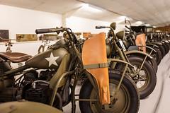 Harley Davidson XA Motorcycle