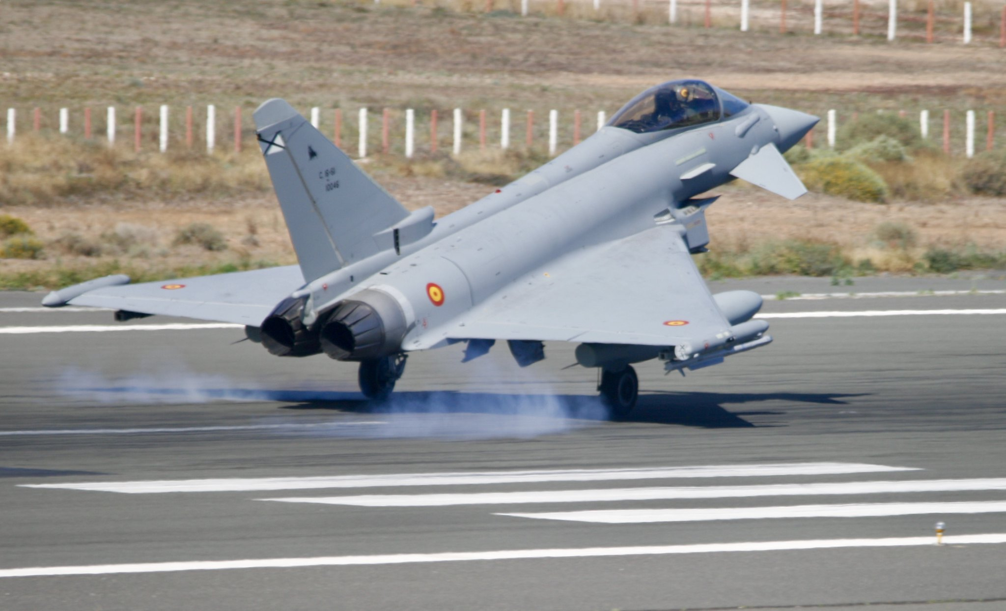 Eurofighter Typhoon (C.16)