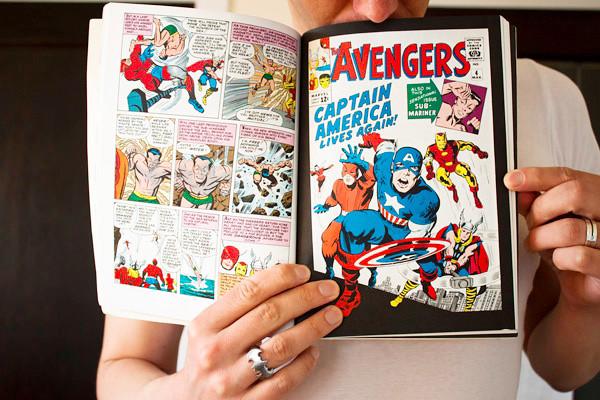 Avengers comic 3