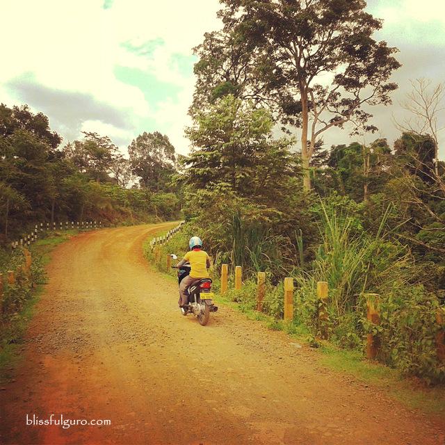 Pakse Laos Motorbike