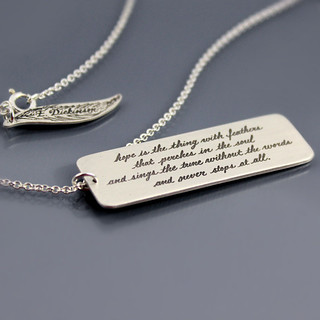 Dickinson Necklace