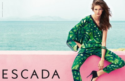 Bộ Sưu Tập Thời Trang Xuân 2013 cho Nữ Giới - Escada