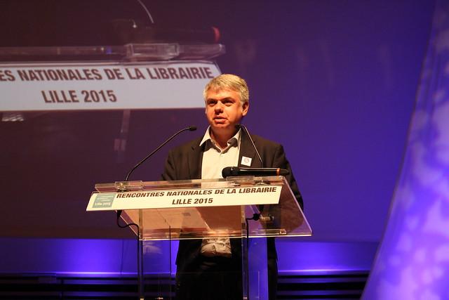 Rencontres nationales de la librairie 2015 - Lille