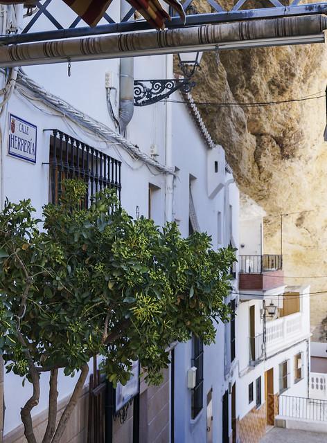 6. Setenil, Spain