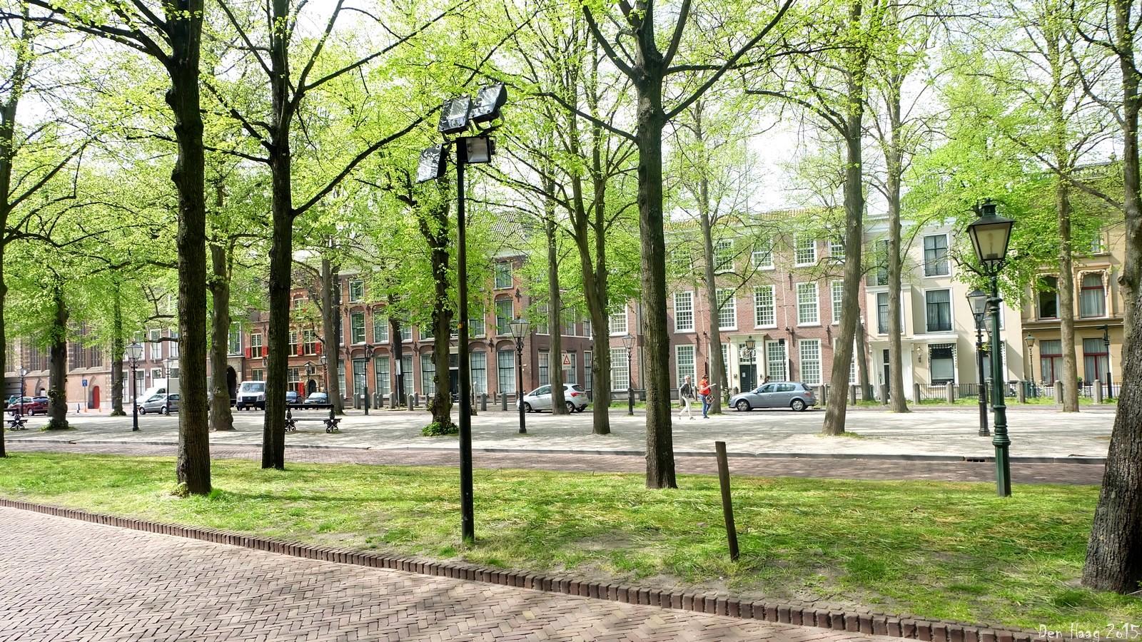 Lange Voorhout, Den Haag, Nederland