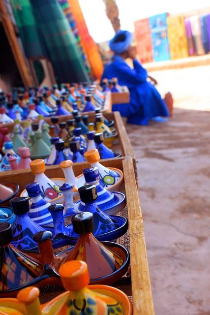 Excursion to Morocco