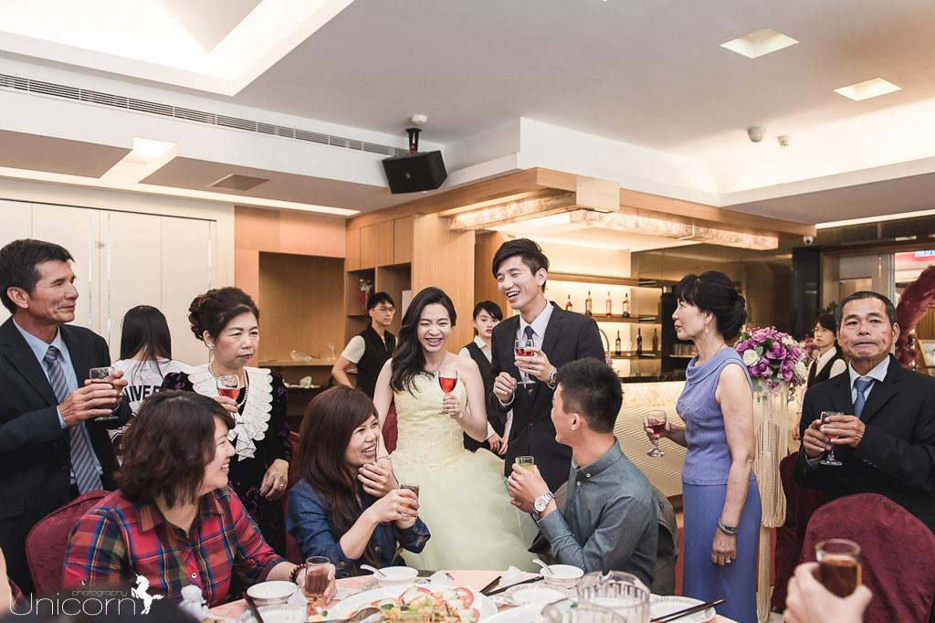 《婚攝一条》唯儒 & 思儀 / 科工館御禧囍宴美食餐廳