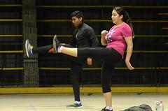 Cardio-Training hace su debut esta temporada en la Ciudad del Deporte