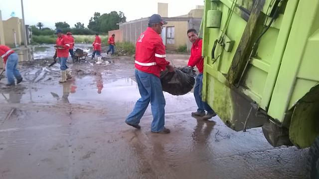 Ayuntamiento brindó respuestas inmediata en Fraccionamiento Molinos